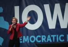 Elizabeth Warren 2020 Iowa Dinner