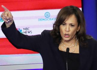 Kamala Harris Democratic Debate