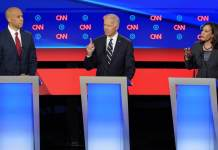 Next Democratic Debate ABC September