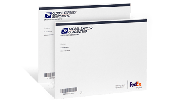Mail Services Shipping Rates