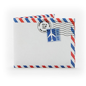 Air Mail Mighty Wallet