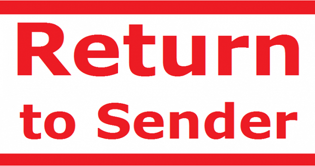 How to Return a Package to Sender | USPS Return to Sender