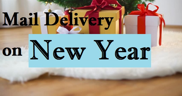 Does The Mail Run On Christmas Eve 2021 Do Usps Ups And Fedex Deliver On New Years Eve Day