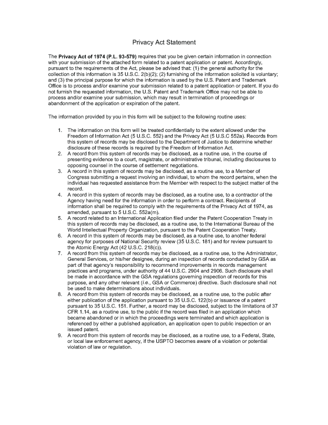 29-Content of Provisional and Nonprovisional Applications