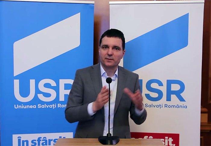 Plângeri penale împotriva consilierilor PSD care le-au agresat pe colegele noastre – Nicușor Dan