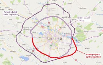 Centura Bucureștiului – soluția USR