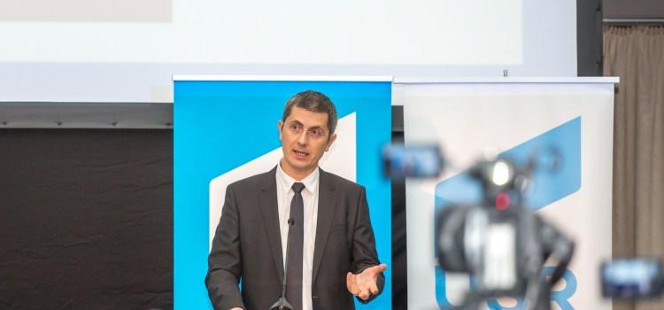 Dan Barna, noul președinte USR: Începem o nouă etapă, miza noastră este să creștem ca partid