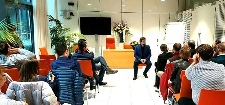 Atelier legislativ cu românii din Marea Britanie