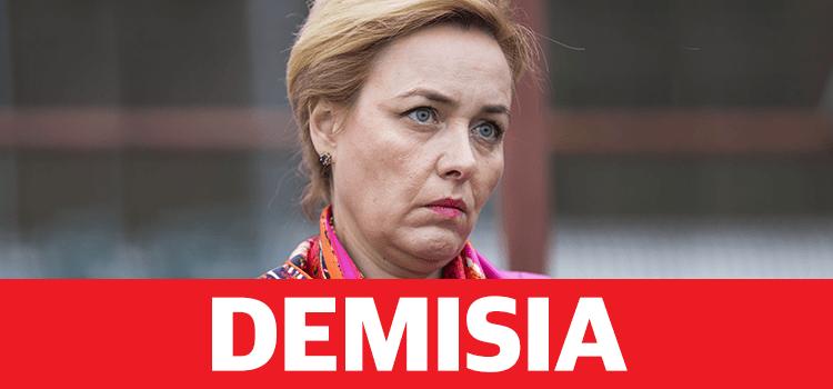 USR cere demisia ministrului de Interne Carmen Dan
