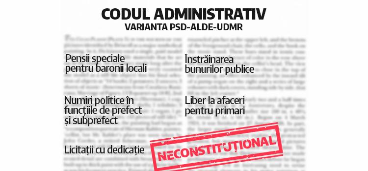 Decizie CCR pentru o administrație curată și performantă