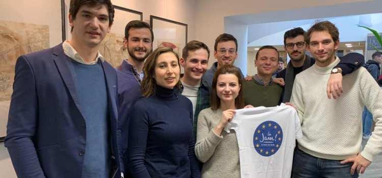 Declarație comună a USR Tineret împreună cu nouă organizații europene