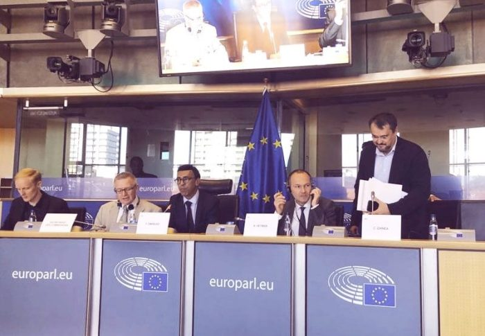 Europarlamentarii USR PLUS vor vota împotriva nominalizărilor PSD pentru funcția de comisar european