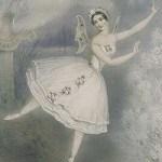Marie Taglinoi in La Sylphide