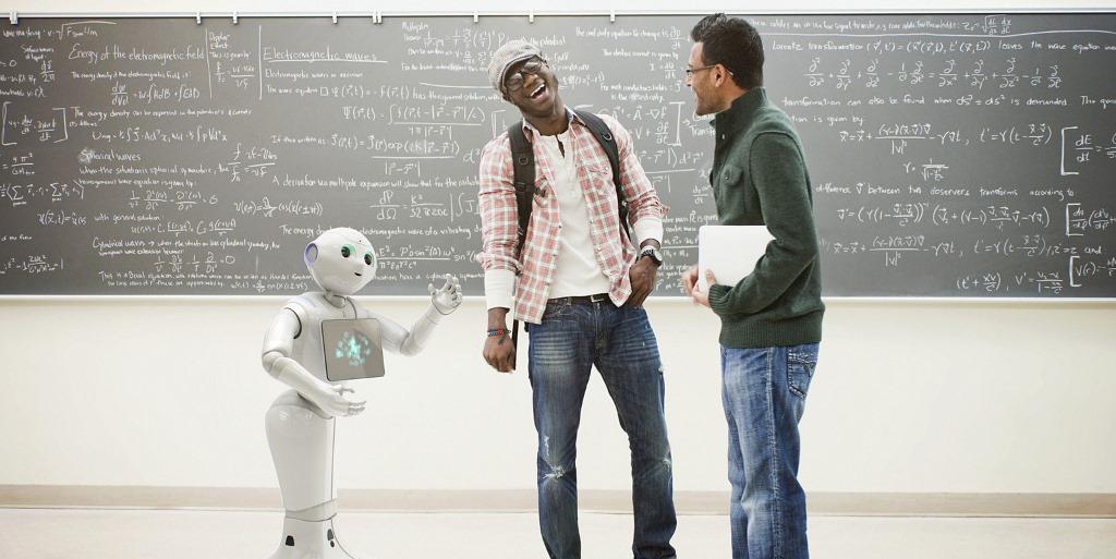 Pepper the Robot (Credit: Aldebaran)