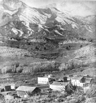Colorado City in 1862. (Credit: Penrose Library Digital Collection)