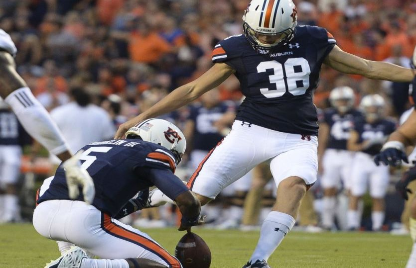 Daniel Carlson: Auburn's Kick-Ass Kicker from Colorado Springs
