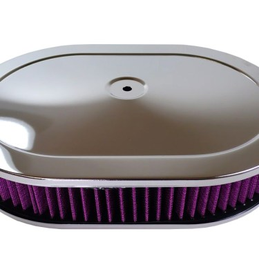 Oval Steel Air Cleaner Sets