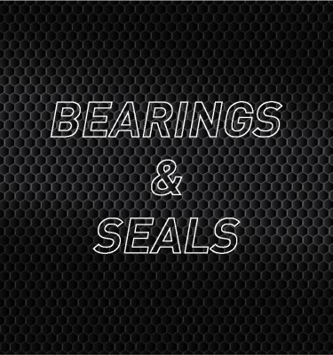 Rotor Bearings & Seals