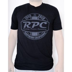 RPC 25th Year Logo Shirt
