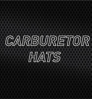Carburetor Hat
