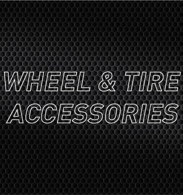Wheel & Tire Accessories