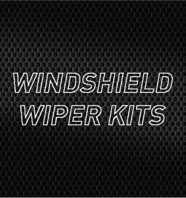 Windshield Wiper Kits