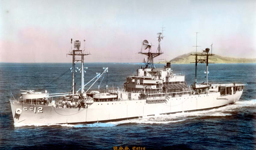 USS Estes Association
