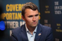 Turning Point USA Founder Charlie Kirk Insults USS Liberty Survivors; His Audience Agrees