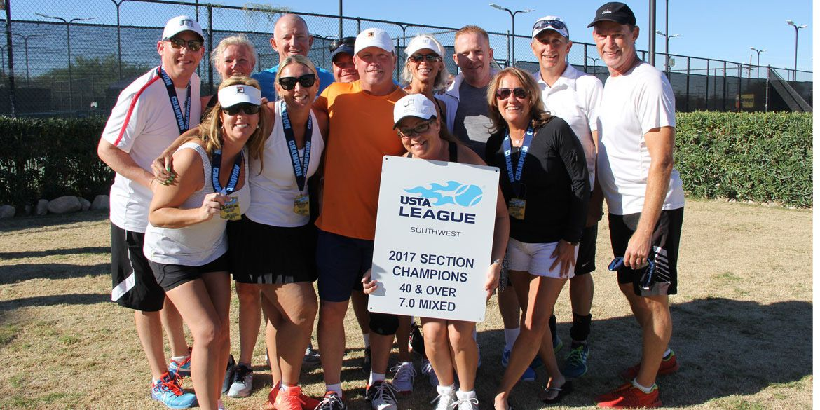 Teams Prepare For Usta League Sectionals