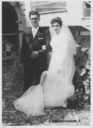 Matrimonio – Nino Palmisano con Maria Giardino