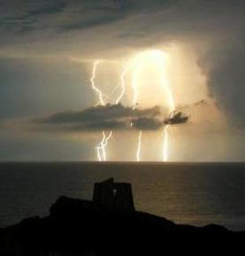 Avviso di meteo avverse