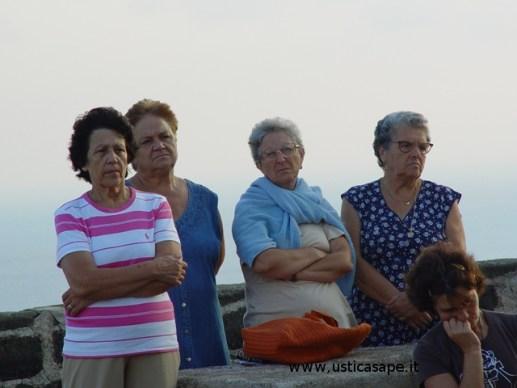 Celebrazio Santa Messa alla Falconiera per Santa Rosalia