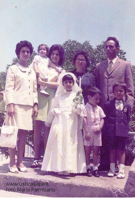 prima comunione - foto ricordo