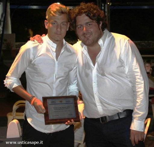 """Assegnato ad Nino La Gumina il Premio """"Ussi estate 2016"""""""