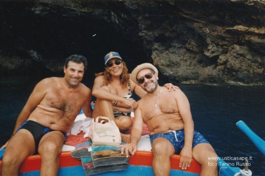 Un giro in barca con Padre Alessandro Manzone