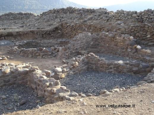 Ustica, villaggio preistorico