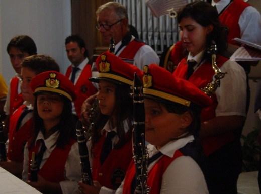 F.C.7985 componenti banda musicale - San Bartolo 2005