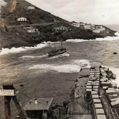 costruzione molo - Ditta Sailem