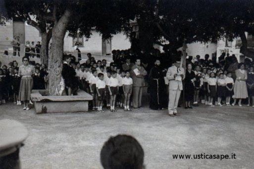 chiusura anno scolastico anni '60