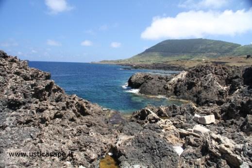 Scogliera Punta Spalmatore