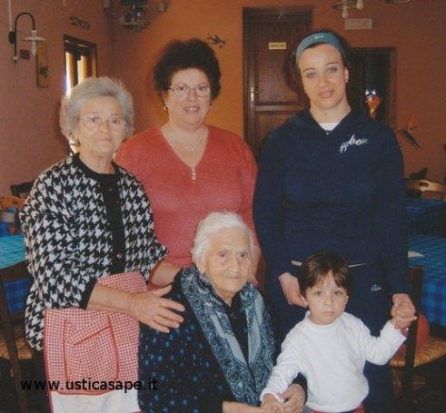 Cinque generazioni