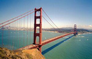 Golden Gate bridge Flickr