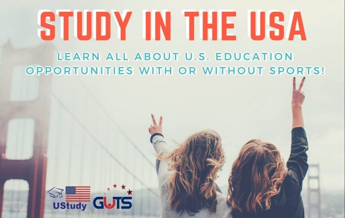 Study in the USA seminar – EDINBURGH, UK