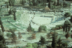 Theatre of Dionysus (click to see larger image)
