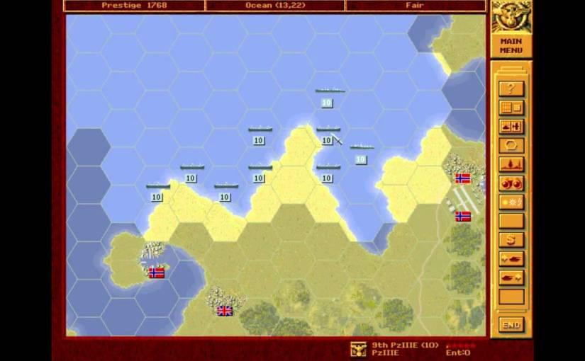 Panzer General: Operation Weserubung