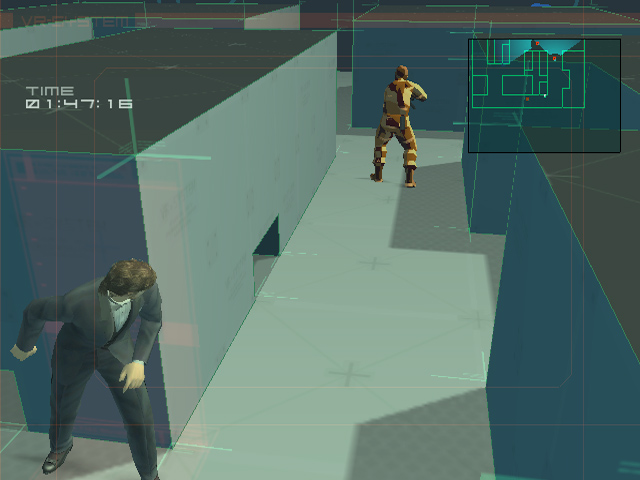 The Details of Metal Gear Solid 2