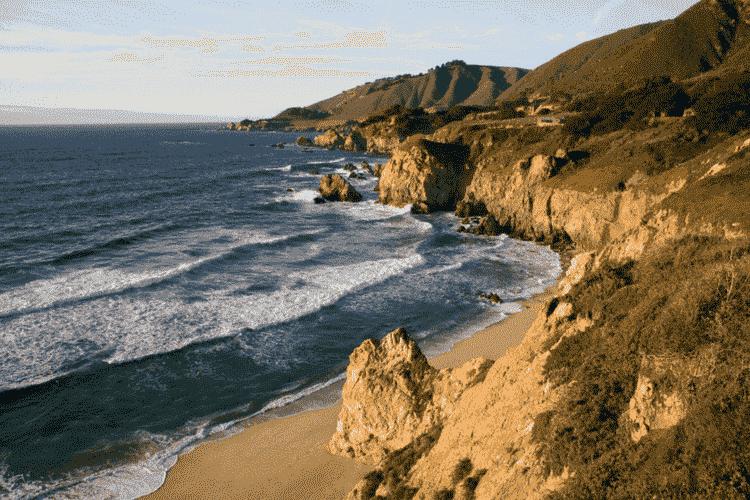 San Onofre State Beach, San Clemente, CA
