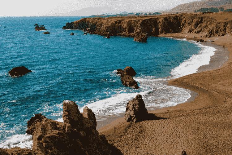 Bodega Bay in USA