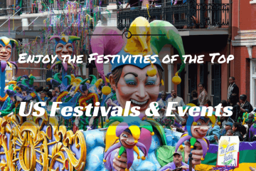 Top US Festivals & Events