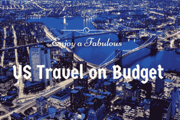 US Travel on Budget